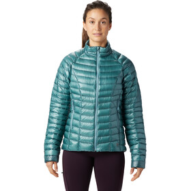 Mountain Hardwear Ghost Whisperer/2 Jacket Dame Peak Blue